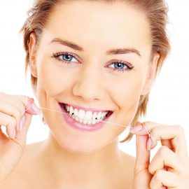 Dentist in Shelby Township | Only Floss The Teeth You Want To Keep